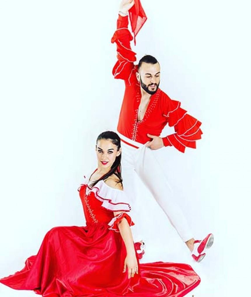 Insegnante di Danza - Sosa Academy - Alessandro Basta Rossella Margutti