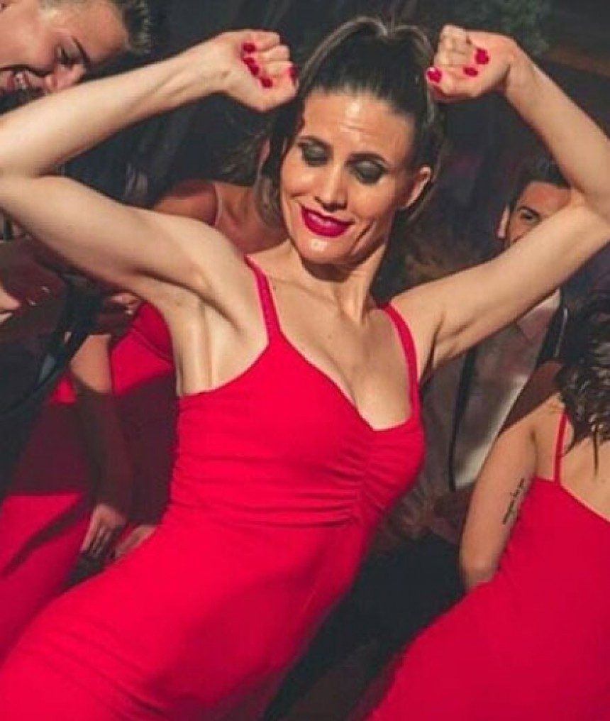 Insegnante di Danza - Sosa Academy - Anahì Bertelli