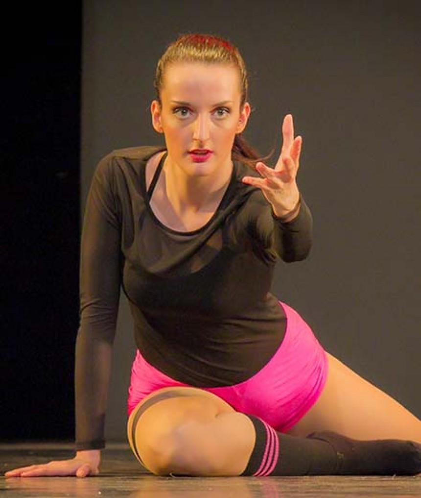 Insegnante di Danza - Sosa Academy - Greta Santagostini