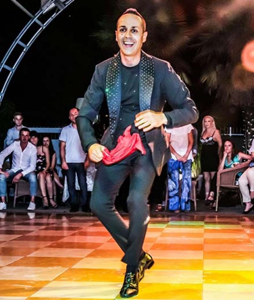 Insegnante di Danza - Sosa Academy - Luca P.