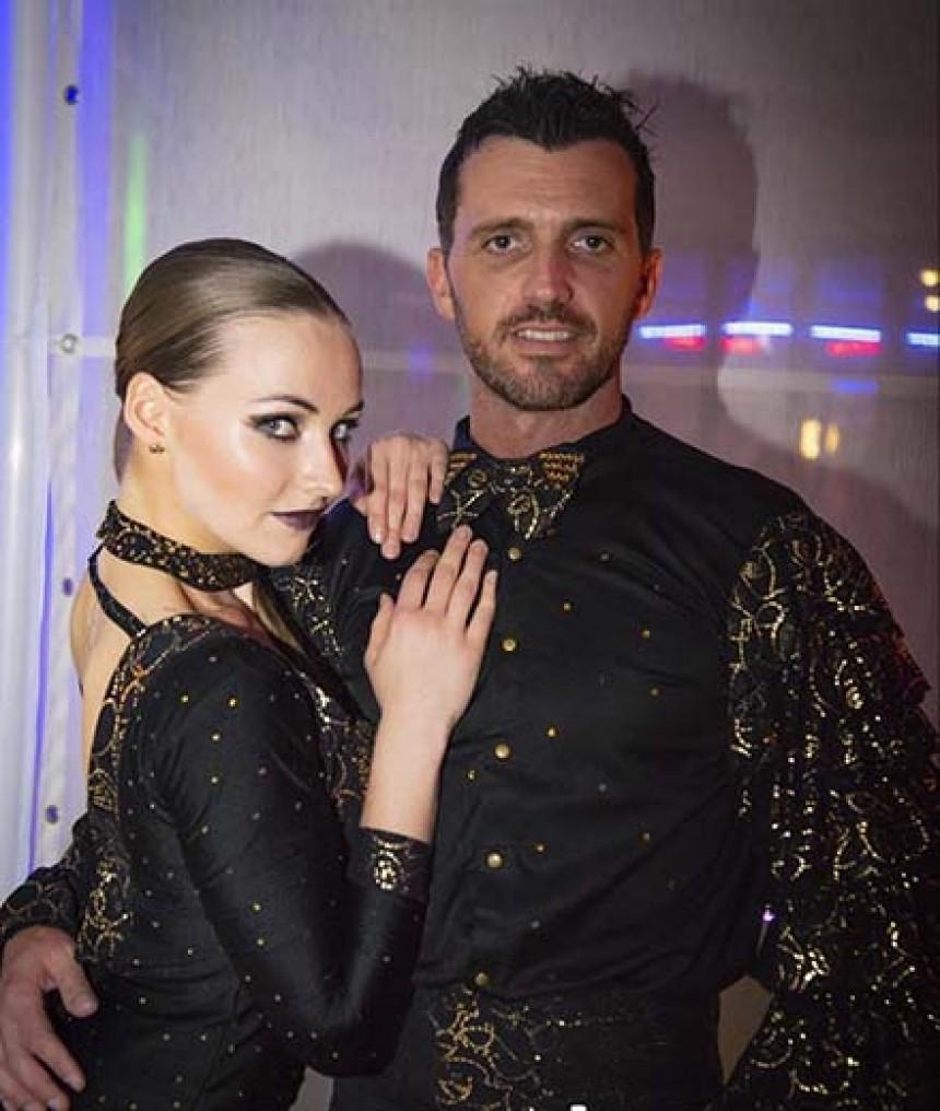 Insegnante di Danza - Sosa Academy - Marco Faravelli -  Edyta Czagowiec