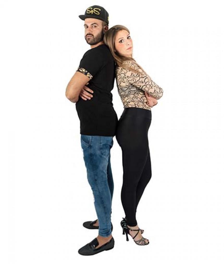 Insegnante di Danza - Sosa Academy - Stefano e Stefania